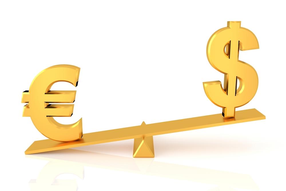 курс евро и доллар